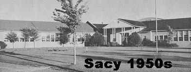 Sacy in the 50s